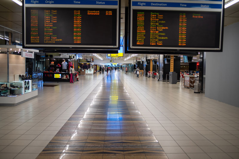 Airlines, airports… and the Durban Aerotropolis on the Skids!